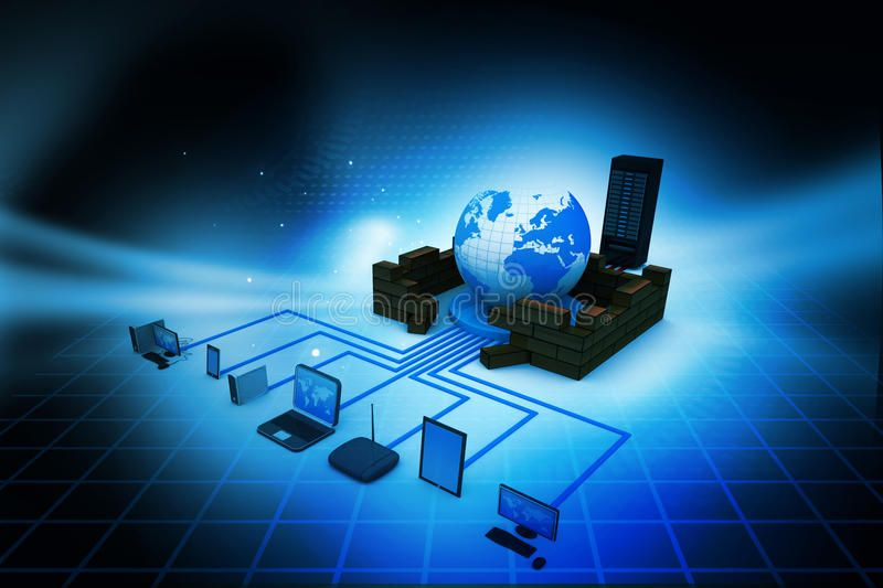 manage it services Network efficiancy